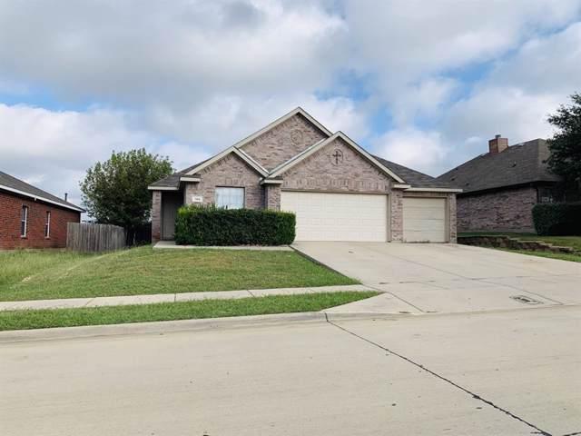 106 Creekside Drive, Sanger, TX 76266 (MLS #14196535) :: Trinity Premier Properties