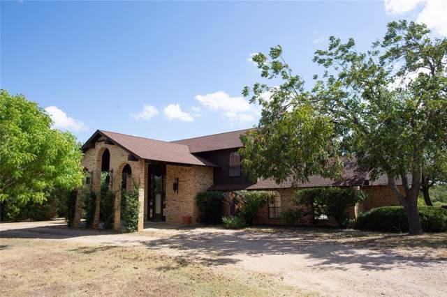 604 N Nicholson Ave, Hamilton, TX 76531 (MLS #14196543) :: Lynn Wilson with Keller Williams DFW/Southlake