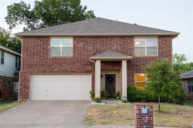 2716 Maegen Circle, Fort Worth, TX 76112 (MLS #14196561) :: Kimberly Davis & Associates