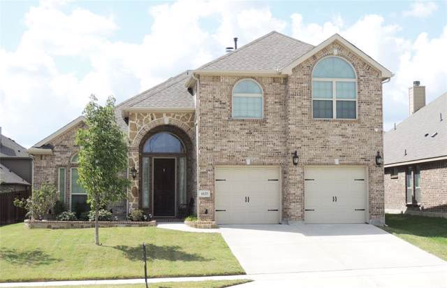 6125 Gibbons Creek Street, Fort Worth, TX 76179 (MLS #14196573) :: Lynn Wilson with Keller Williams DFW/Southlake