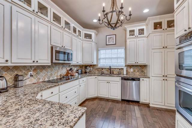 4917 Ridglea Hills Court, Fort Worth, TX 76116 (MLS #14196608) :: The Mitchell Group