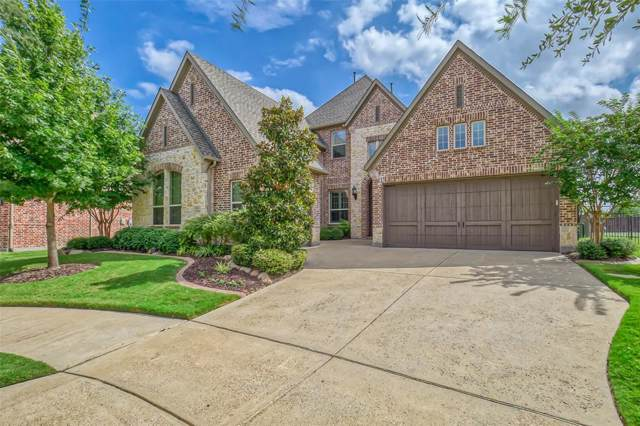 7404 Bryce Canyon Drive, Frisco, TX 75035 (MLS #14196644) :: All Cities Realty