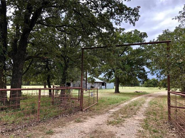 5595 Shawver Road, Perrin, TX 76486 (MLS #14196662) :: Vibrant Real Estate