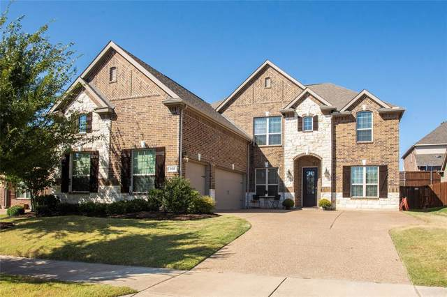 2132 Finch Street, Frisco, TX 75036 (MLS #14196671) :: The Rhodes Team