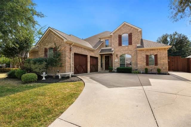 2504 Heatherdale Drive, Little Elm, TX 75068 (MLS #14196682) :: The Chad Smith Team