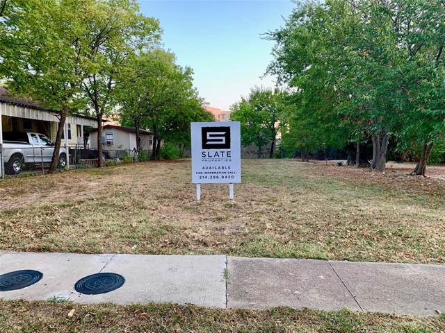 117 W 8th Street, Dallas, TX 75208 (MLS #14196700) :: Baldree Home Team