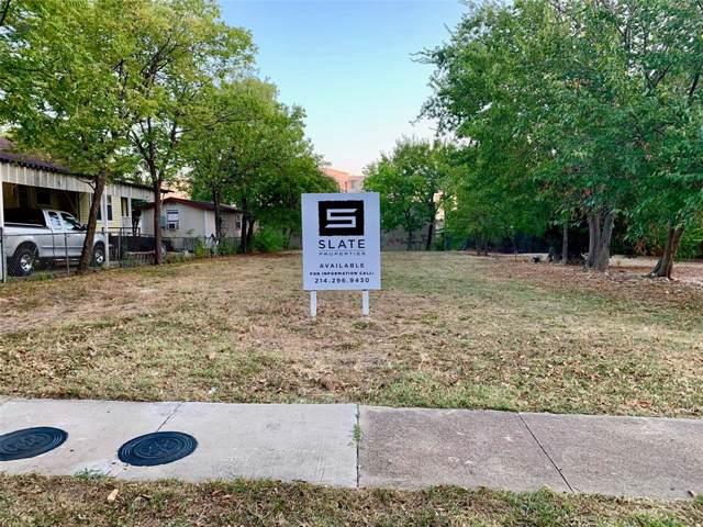 117 W 8th Street, Dallas, TX 75208 (MLS #14196700) :: RE/MAX Town & Country
