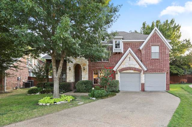 627 Chipper Court, Grand Prairie, TX 75052 (MLS #14196732) :: The Tierny Jordan Network