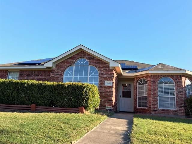 2828 Claremont Drive, Grand Prairie, TX 75052 (MLS #14196747) :: The Tierny Jordan Network