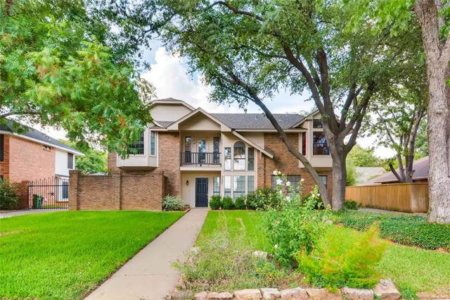 3426 Spring Willow Drive, Grapevine, TX 76051 (MLS #14196758) :: The Chad Smith Team