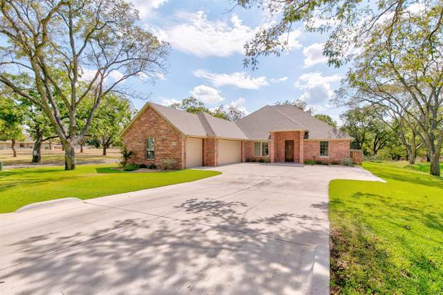 10200 Ravenswood Road, Granbury, TX 76049 (MLS #14196880) :: The Mitchell Group