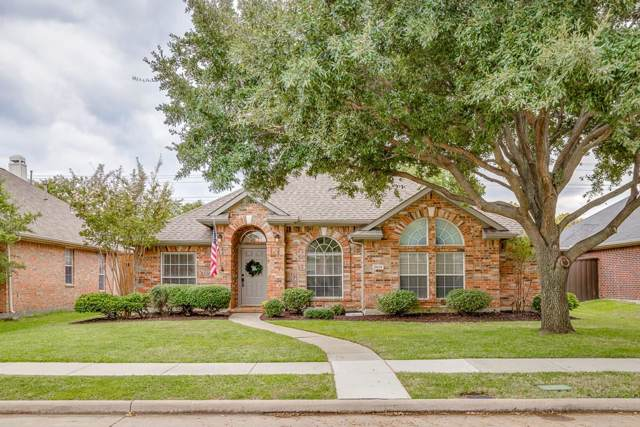 2616 Zoeller Drive, Plano, TX 75025 (MLS #14196894) :: All Cities Realty