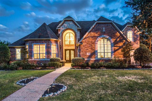 707 Malton Lane, Southlake, TX 76092 (MLS #14196915) :: Lynn Wilson with Keller Williams DFW/Southlake
