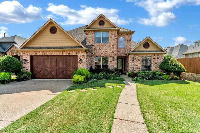 603 Knott Court, Euless, TX 76039 (MLS #14196967) :: The Chad Smith Team