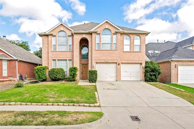 4737 Parkmount Drive, Fort Worth, TX 76137 (MLS #14196972) :: Lynn Wilson with Keller Williams DFW/Southlake