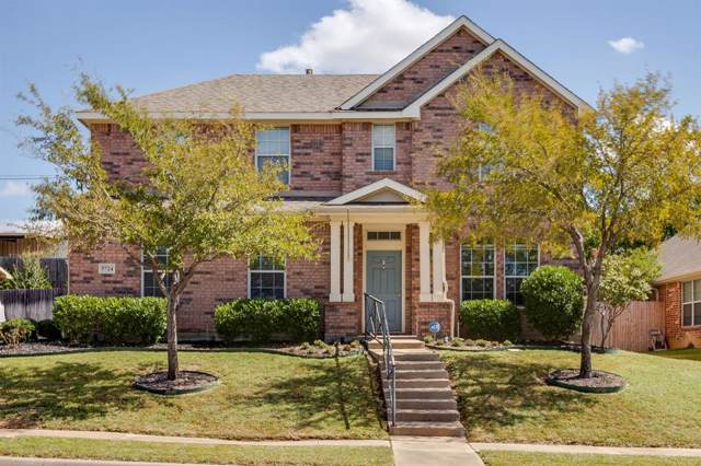 5724 Hilton Head Drive, North Richland Hills, TX 76180 (MLS #14196978) :: Tenesha Lusk Realty Group