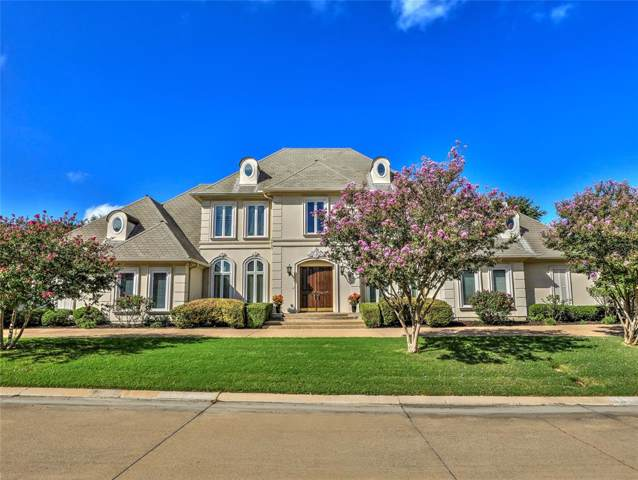5792 Forest Highlands Drive, Fort Worth, TX 76132 (MLS #14197006) :: The Mitchell Group