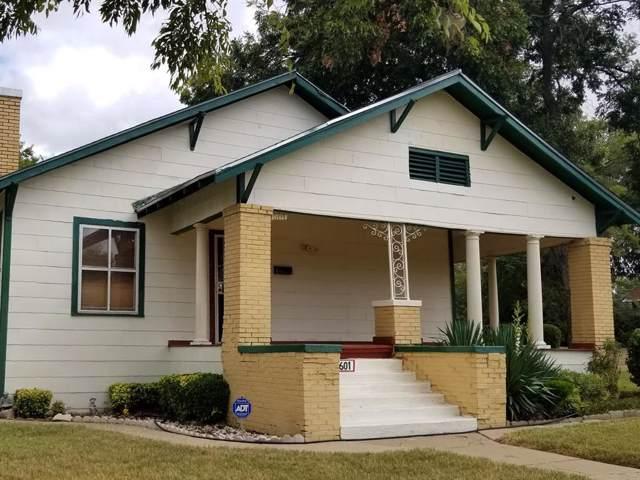 601 Conner Avenue, Fort Worth, TX 76105 (MLS #14197016) :: Lynn Wilson with Keller Williams DFW/Southlake