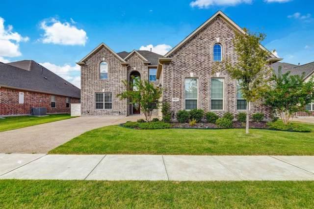 9872 Corinth Lane, Frisco, TX 75035 (MLS #14197021) :: RE/MAX Town & Country