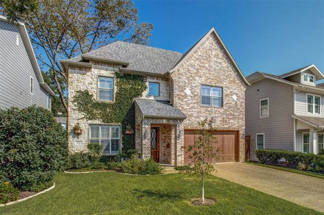 6007 Goodwin Avenue, Dallas, TX 75206 (MLS #14197026) :: The Mitchell Group
