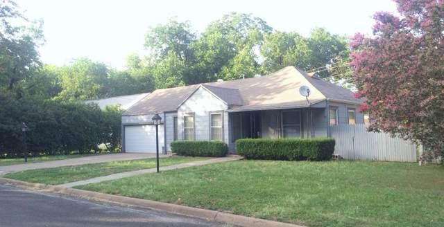 824 Springbrook Drive, Fort Worth, TX 76107 (MLS #14197046) :: The Tierny Jordan Network