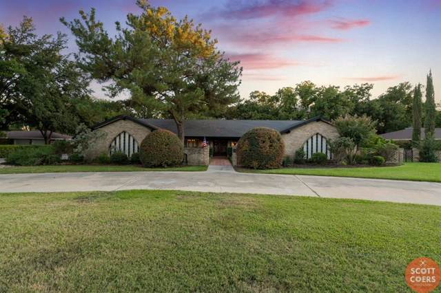 2502 Good Shepherd Drive, Brownwood, TX 76801 (MLS #14197113) :: Lynn Wilson with Keller Williams DFW/Southlake
