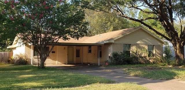2637 Highwood Drive, Dallas, TX 75228 (MLS #14197120) :: Lynn Wilson with Keller Williams DFW/Southlake
