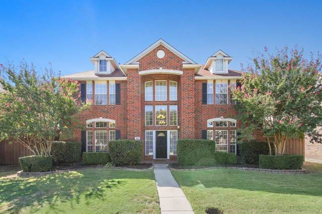 810 Ashwood Drive, Allen, TX 75002 (MLS #14197130) :: RE/MAX Town & Country