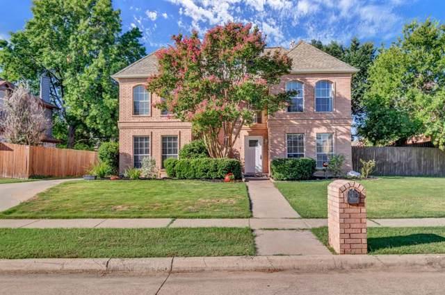3133 Emory Drive, Flower Mound, TX 75022 (MLS #14197131) :: Lynn Wilson with Keller Williams DFW/Southlake