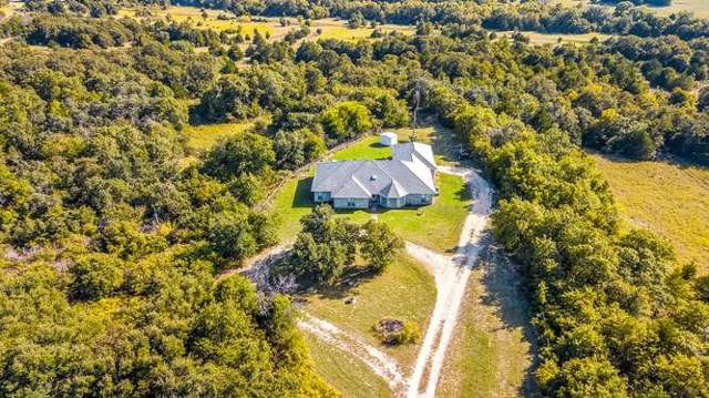 840 Steadam Road, Forestburg, TX 76239 (MLS #14197140) :: All Cities Realty