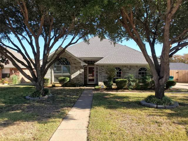 528 Ridgewood Street, Lake Dallas, TX 75065 (MLS #14197161) :: All Cities Realty