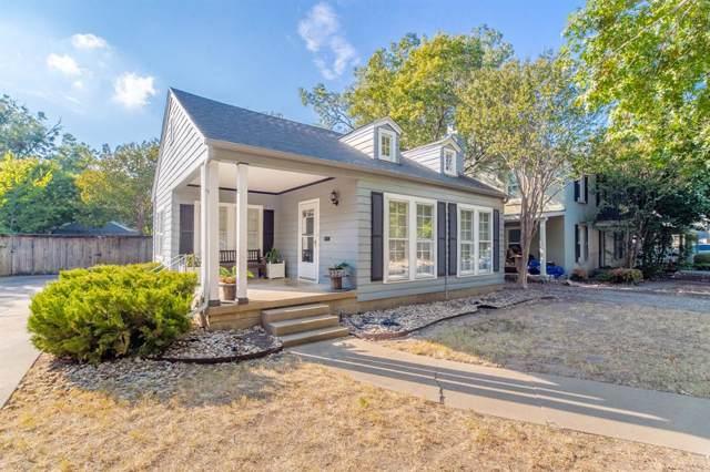 3216 Waits Avenue, Fort Worth, TX 76109 (MLS #14197208) :: Van Poole Properties Group
