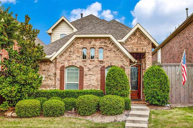 3524 Flat Creek Drive, Plano, TX 75025 (MLS #14197231) :: The Real Estate Station