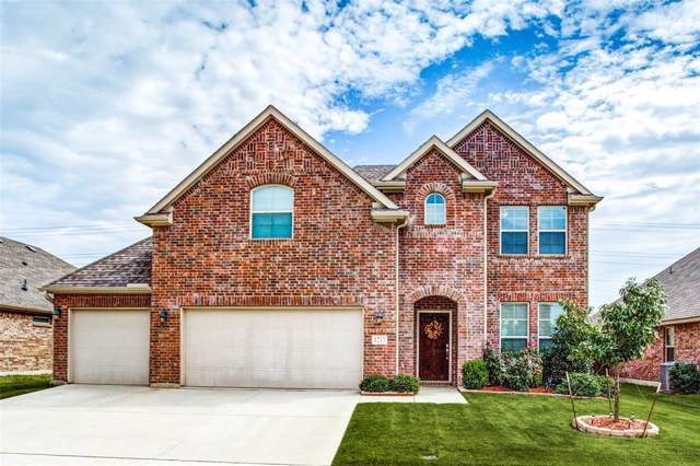 1213 Freesia Drive, Little Elm, TX 75068 (MLS #14197248) :: RE/MAX Town & Country