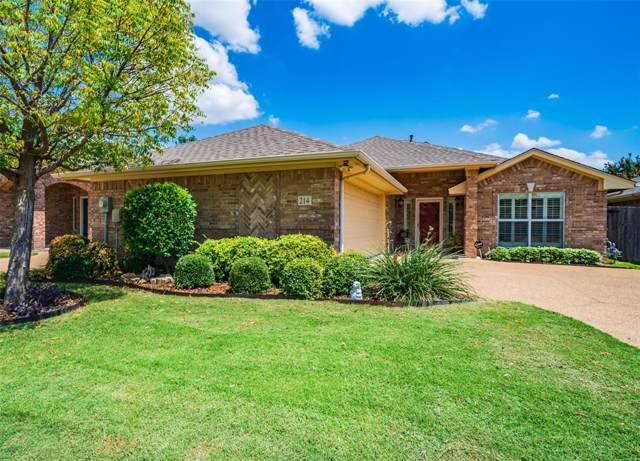 214 Oleander Place, Waxahachie, TX 75165 (MLS #14197267) :: Lynn Wilson with Keller Williams DFW/Southlake