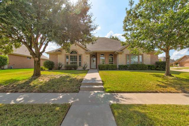 802 Concord Street, Cleburne, TX 76033 (MLS #14197268) :: The Kimberly Davis Group