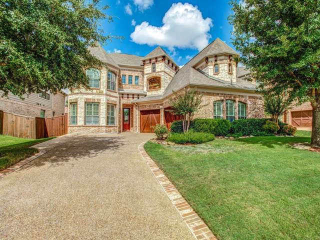1491 Abby Way, Allen, TX 75013 (MLS #14197338) :: The Good Home Team