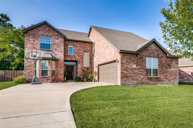 215 Richard Lane, Red Oak, TX 75154 (MLS #14197364) :: RE/MAX Town & Country