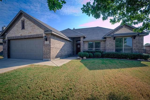 122 Sierra Drive, Waxahachie, TX 75167 (MLS #14197365) :: Lynn Wilson with Keller Williams DFW/Southlake