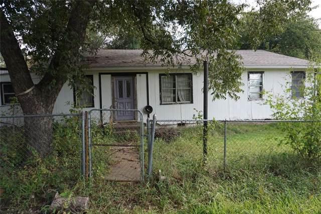 262 Pueblo Drive, Gordonville, TX 76245 (MLS #14197367) :: The Kimberly Davis Group