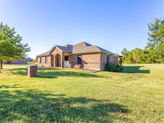 2700 Taner Circle, Haslet, TX 76052 (MLS #14197395) :: RE/MAX Town & Country