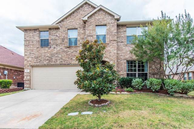 408 Twin Knoll Drive, Mckinney, TX 75071 (MLS #14197423) :: Lynn Wilson with Keller Williams DFW/Southlake