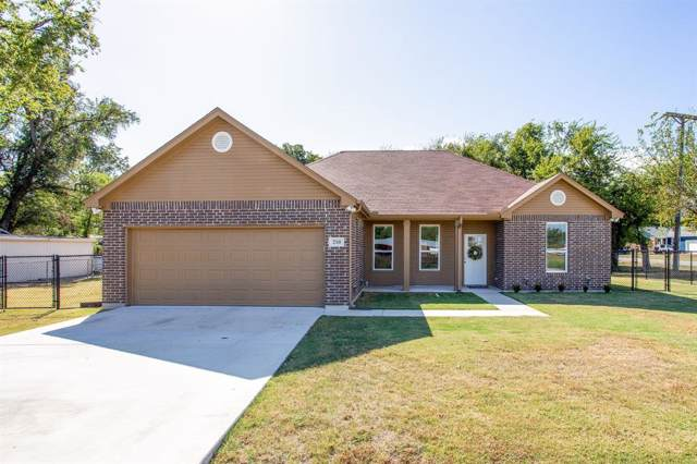 210 Old Mill Road, Rhome, TX 76078 (MLS #14197445) :: RE/MAX Town & Country