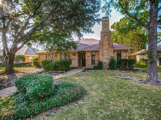 2306 Primrose Drive, Richardson, TX 75082 (MLS #14197462) :: RE/MAX Town & Country