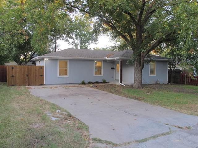 108 Cherokee, Terrell, TX 75160 (MLS #14197556) :: Tenesha Lusk Realty Group