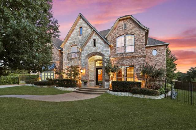 401 Vintage Court, Colleyville, TX 76034 (MLS #14197571) :: The Tierny Jordan Network