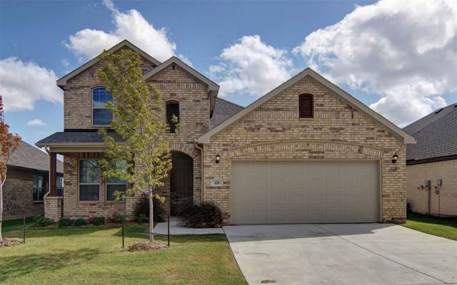 320 Retama Drive, Fort Worth, TX 76108 (MLS #14197592) :: Kimberly Davis & Associates