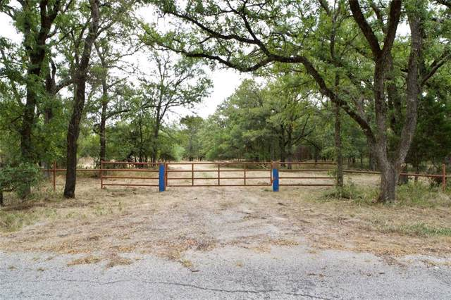 001 Garner Adell # Lot 1, Weatherford, TX 76088 (MLS #14197593) :: The Chad Smith Team