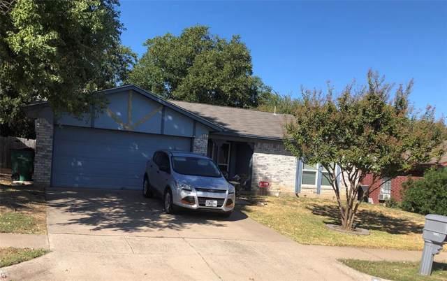 5809 Greenfield Drive, Watauga, TX 76148 (MLS #14197616) :: Lynn Wilson with Keller Williams DFW/Southlake