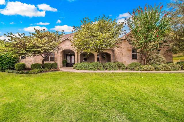 124 Stone Canyon Circle, Fort Worth, TX 76108 (MLS #14197630) :: RE/MAX Town & Country